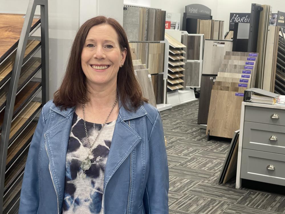 Interior Designer joins Dogwood Flooring